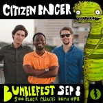CITIZEN BADGER BUMBLEFEST PUREHONEY