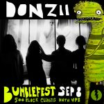 DONZII BUMBLEFEST PUREHONEY