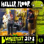 HELLER FLOOR BUMBLEFEST PUREHONEY