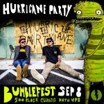 HURRICANE PARTY BUMBLEFEST PUREHONEY