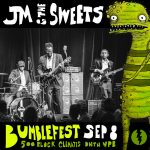 JM & THE SWEETS BUMBLEFEST PUREHONEY