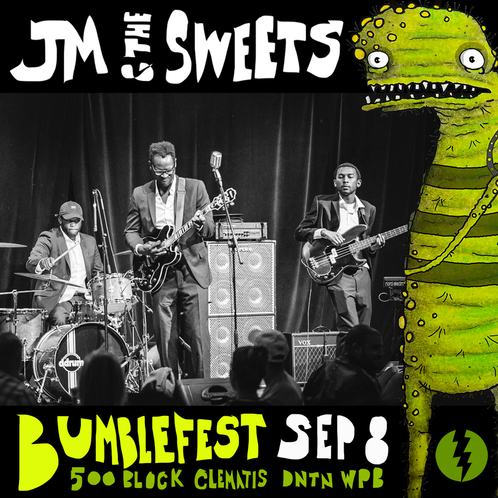 JM & THE SWEETS