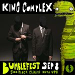 KING COMPLEX BUMBLEFEST PUREHONEY