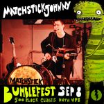MATCHSTICK JOHNNY BUMBLEFEST PUREHONEY