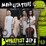MONA LISA TRIBE BUMBLEFEST PUREHONEY