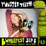 MONSTER TEETH BUMBLEFEST PUREHONEY