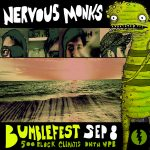 NERVOUS MONKS BUMBLEFEST PUREHONEY