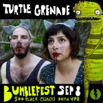 TURTLE GRENADE BUMBLEFEST PUREHONEY