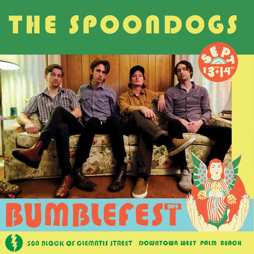 THE SPOONDOGS